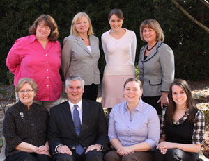 2012 Chamber Staff Photo for The Main Line Chamber of Commerce
